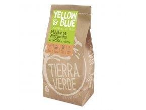 Yellow & Blue vlocky ze zlucoveho mydla