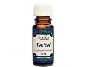 tonizační esenciální olej