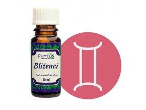 blizenci astrologicka smes esencialnich oleju phytos