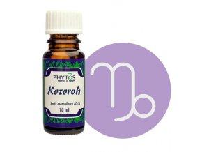 kozoroh astrologicka smes esencialnich oleju phytos