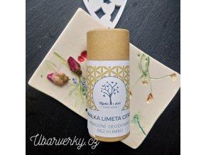 prirodni deodorant limetka