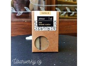 Přírodní mýdlo med a ovesné vločky