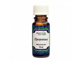 opopanax esencialni olej