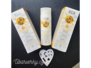 Eco Cosmetics Dětský opalovací krém SPF 45 BIO (50 ml)