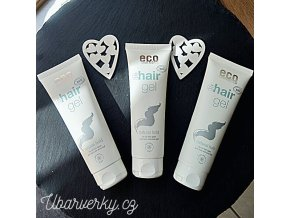 Eco Cosmetics Vlasový gel BIO (125 ml)  s břízou, kiwi a jojobovým olejem