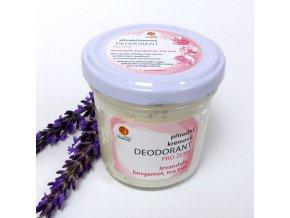 deodorant pro zeny bez obsahu hliníku