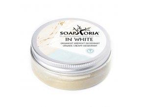 pridorni damsky deodorant soaphoria in white