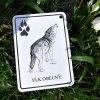 poznavaci karty zviratka vlk