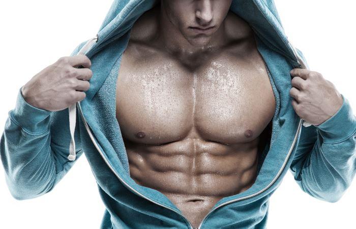 Cviky na prsný sval (Hrudník)