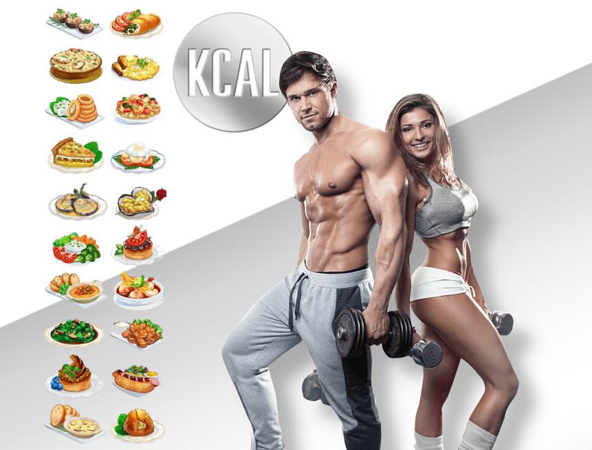 Počítanie kalórií - jediný rozumný prístup k redukcii tuku.