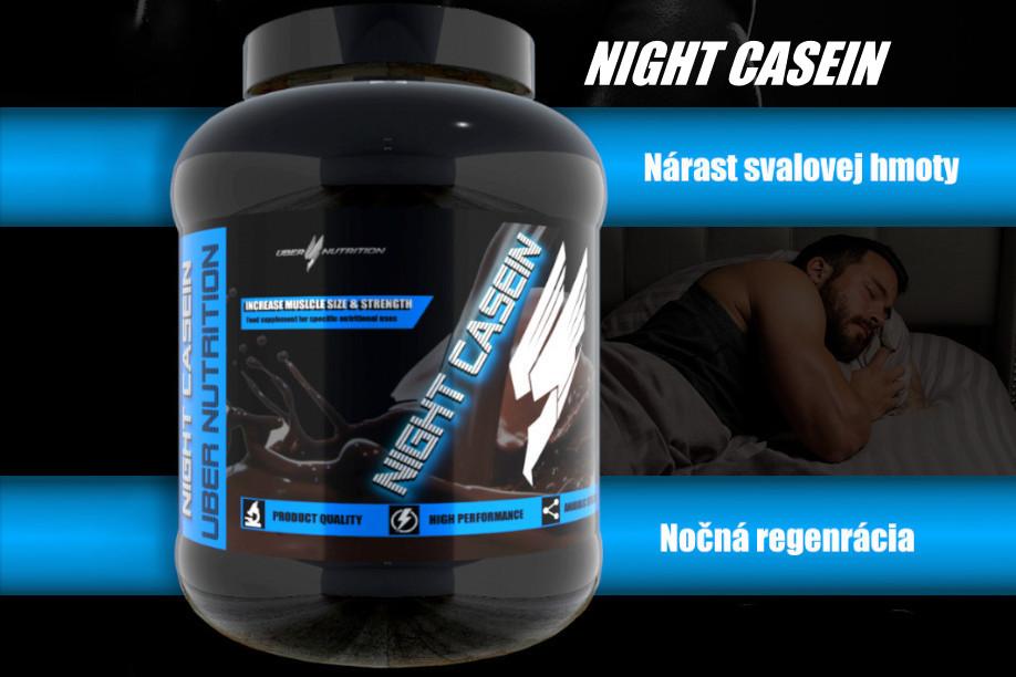 Prečo konzumovať pred spaním nočný proteín?