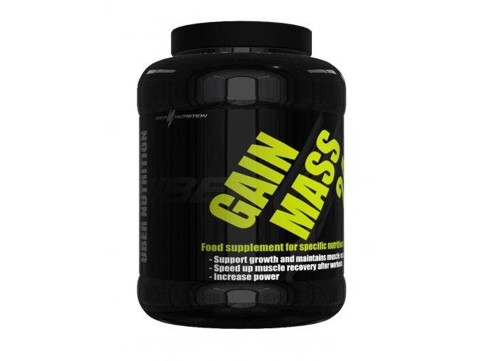 gain mass 3,5kg