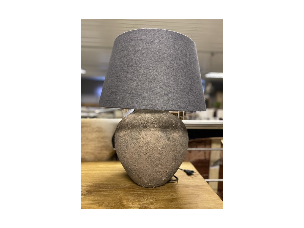 lampa old brown clasic