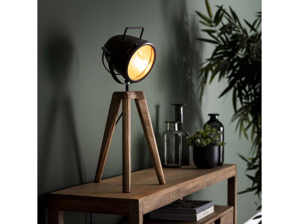 stolní lampa 1L Spot-on