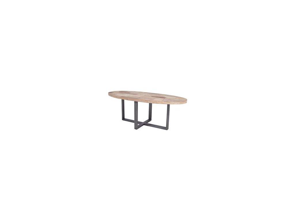 stůl PESARO OVAL
