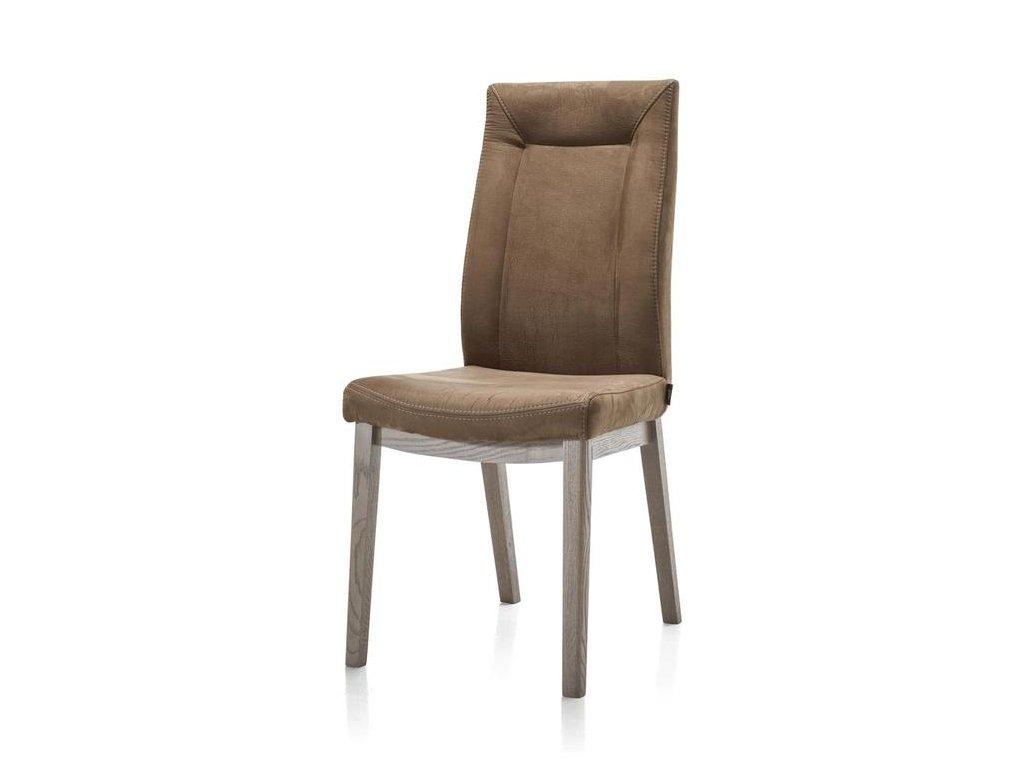 židle kožená MALVINO