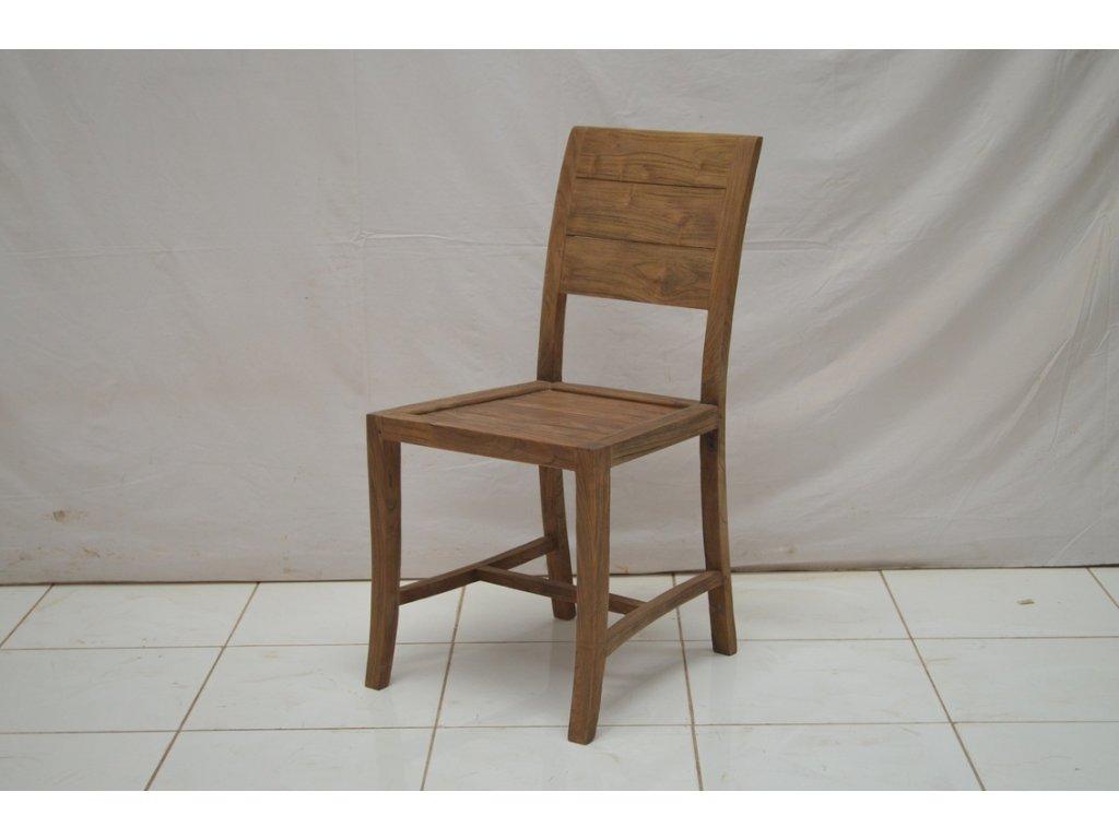 teaková židle LIES