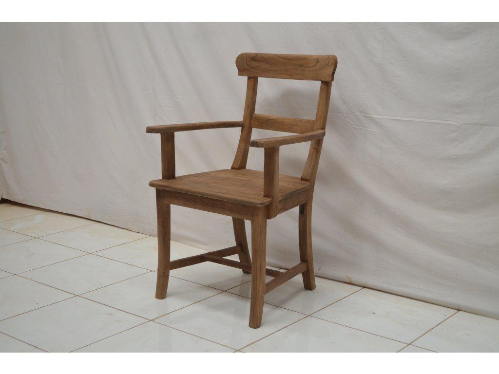židle nona s područkama