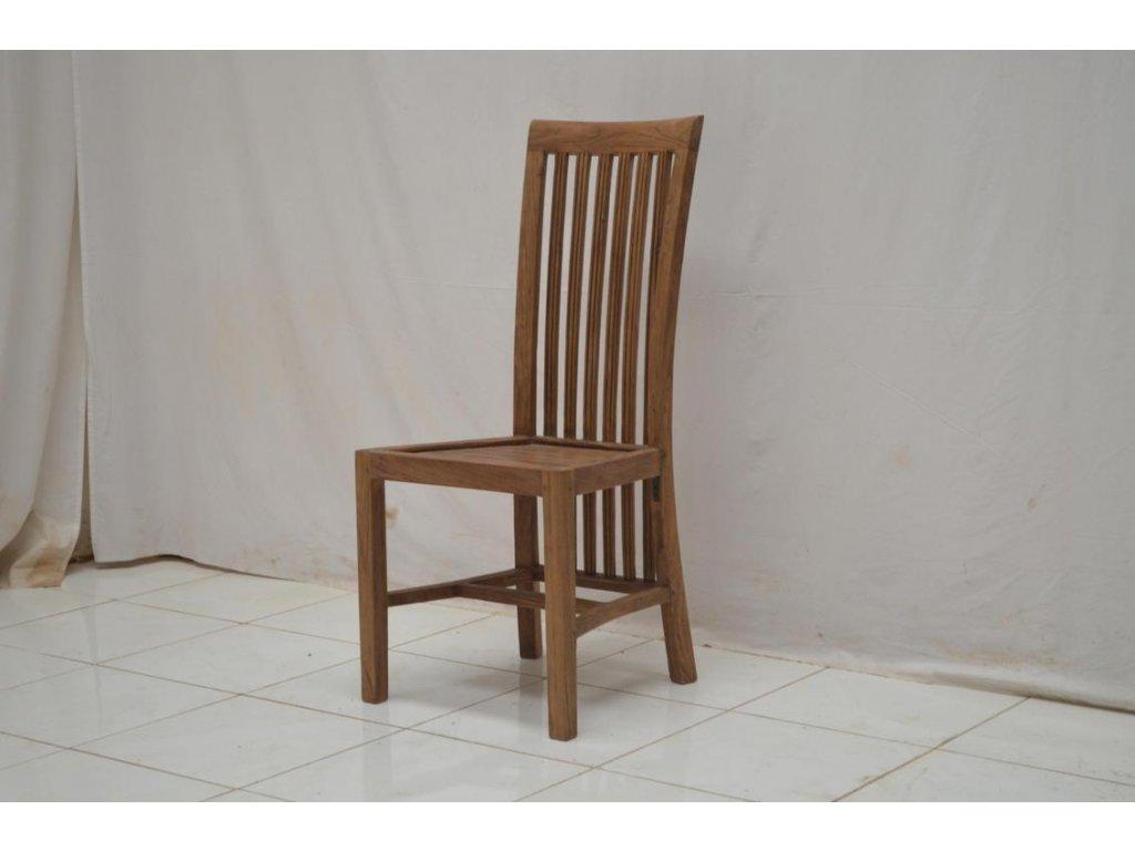teaková židle JAVA