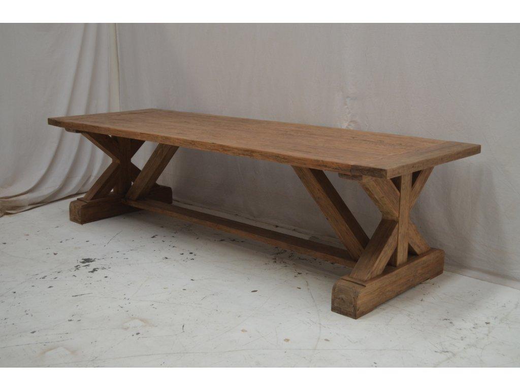 teakový stůl SILANG