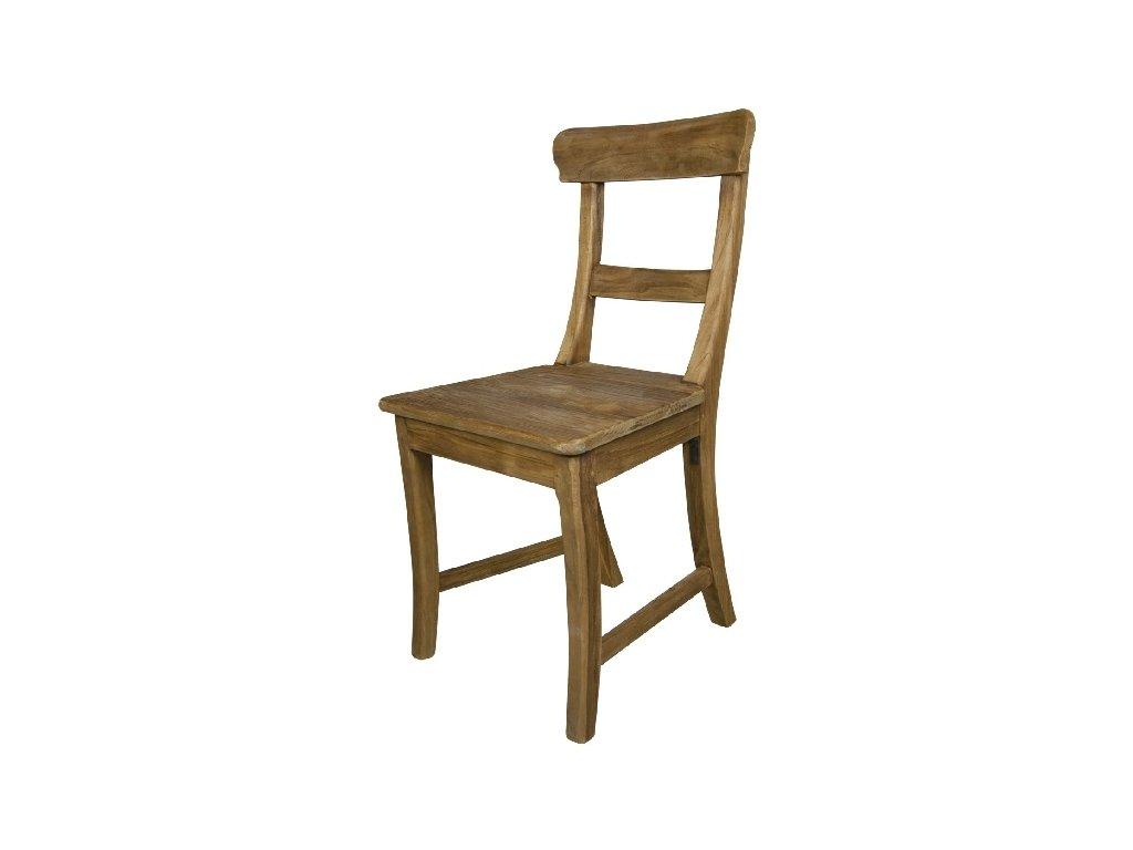 teaková židle Nona Dengkleh