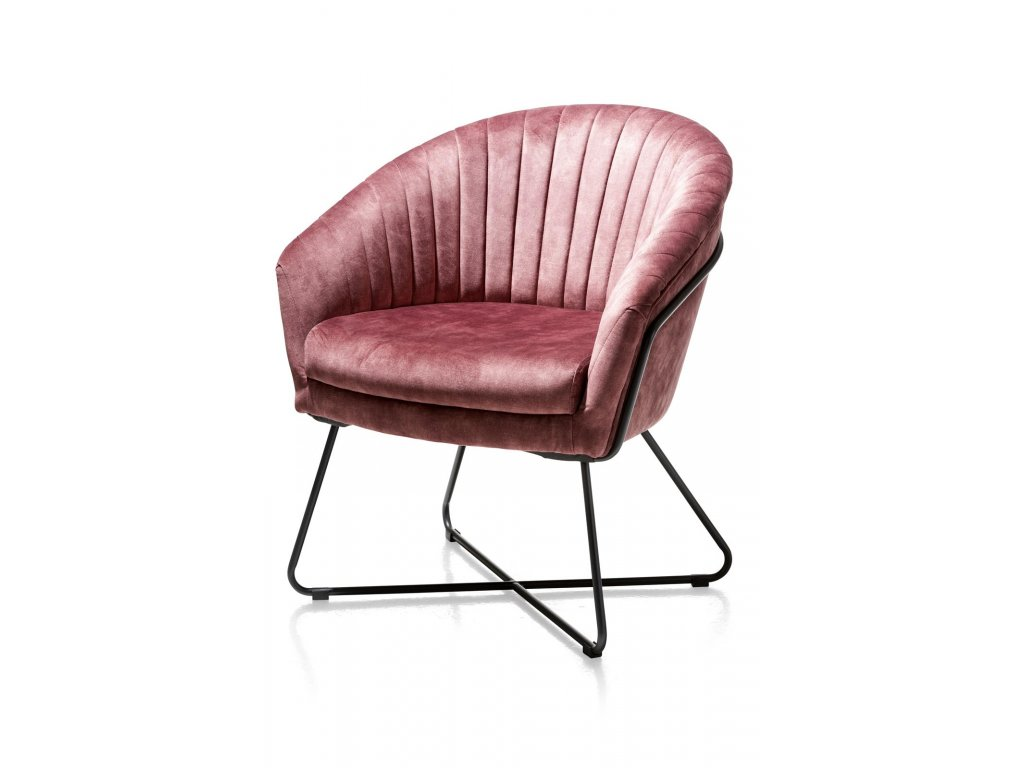 hen cayenne red fauteuil persp