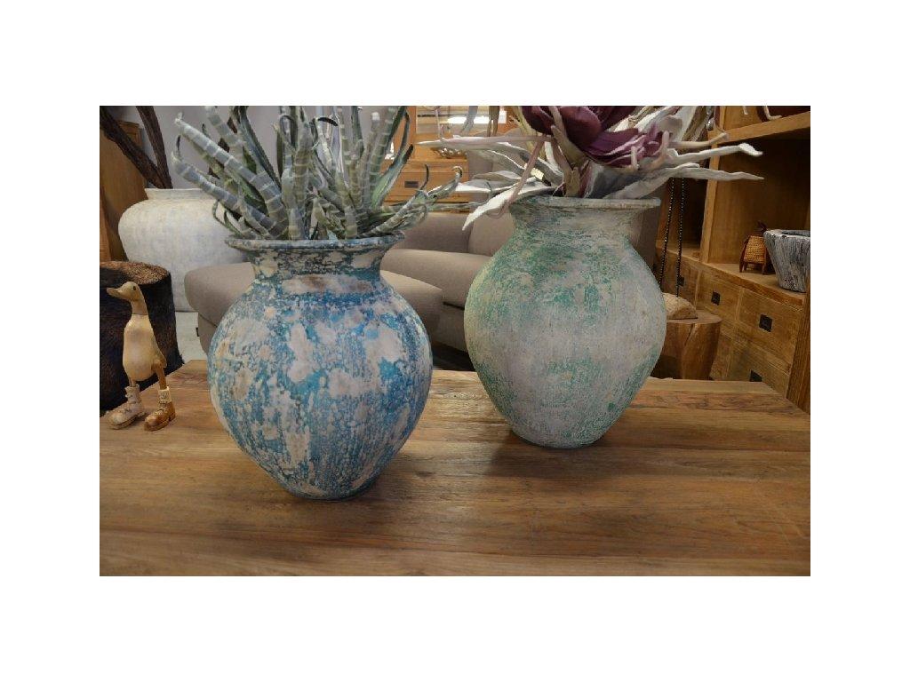 keramická váza MELANCHOLY