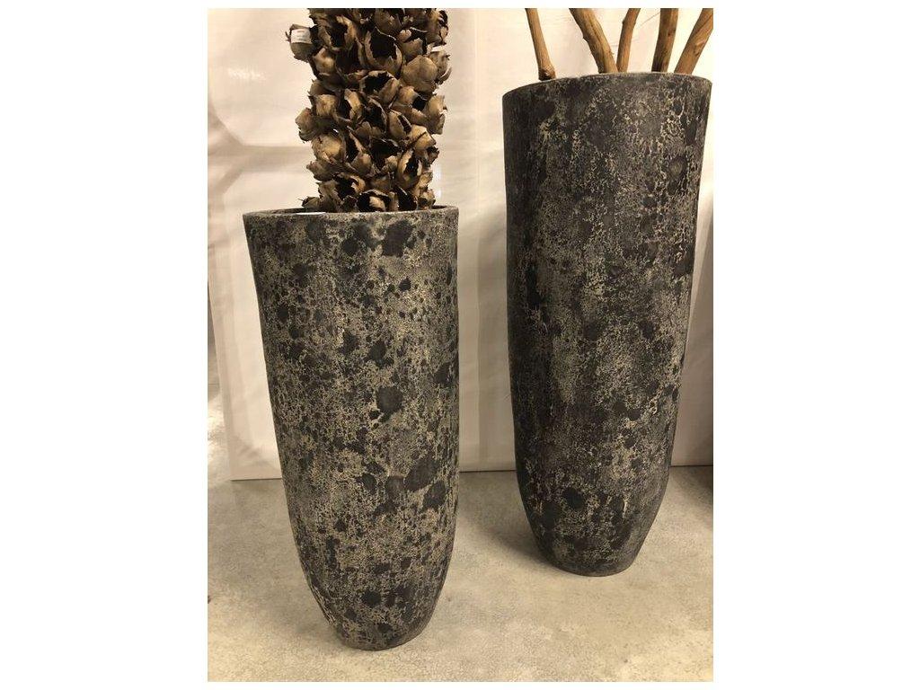 keramická váza GELAS v-78cm