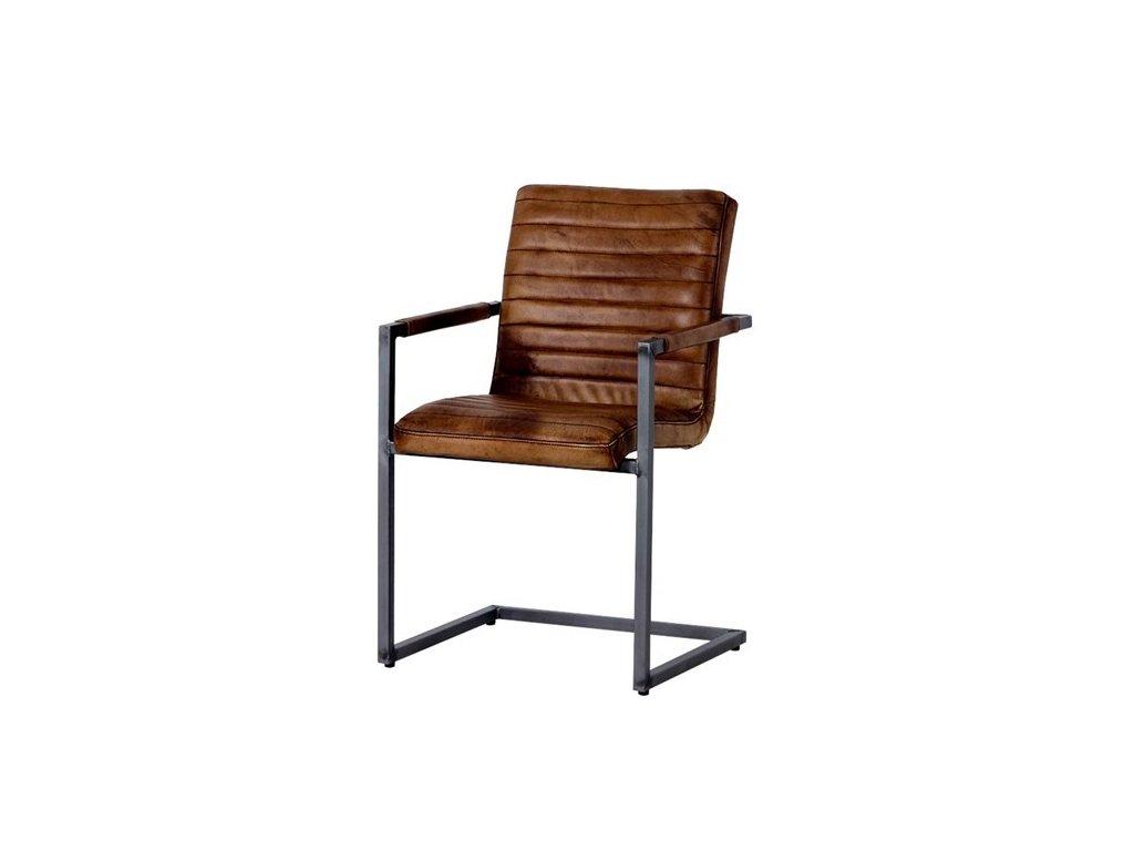 kožená židle ILC - 01