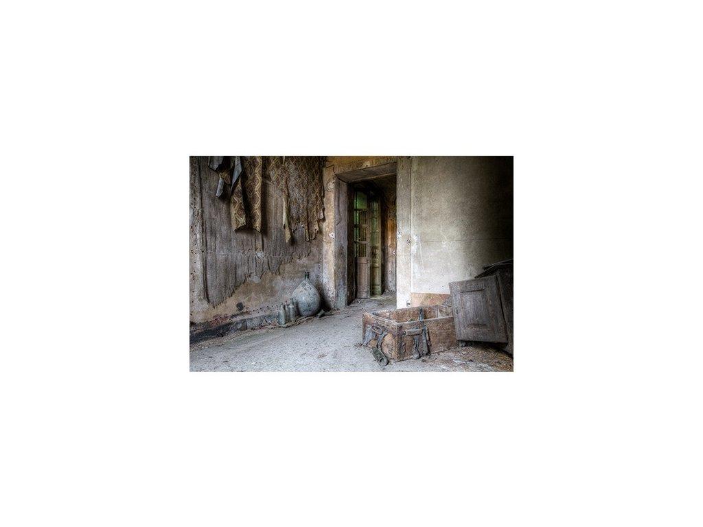 obraz na hliníku - TRUHLA