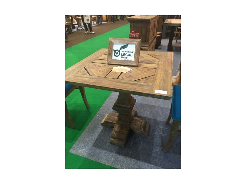 teakový stolek ENGLAND TEA