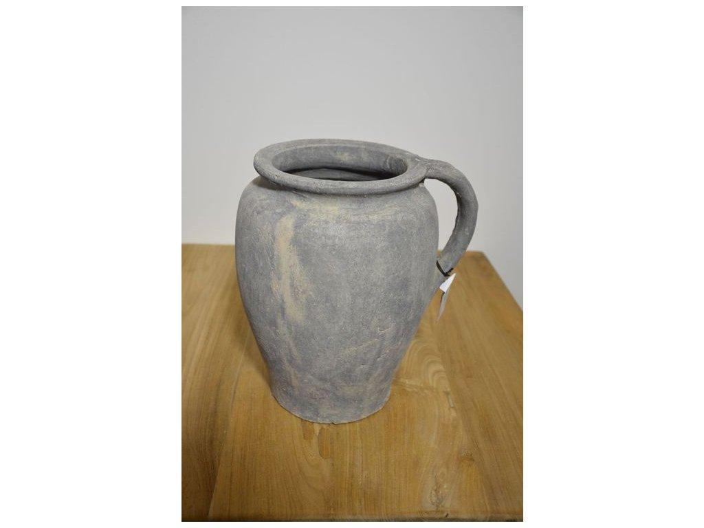 keramická váza MAJESTIC VINTAGE