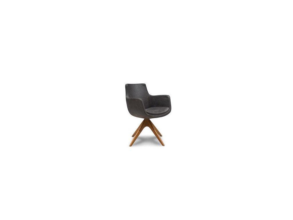 kožená židle ANABELA