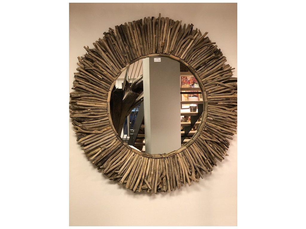 kulaté zrcadlo SLUNCE