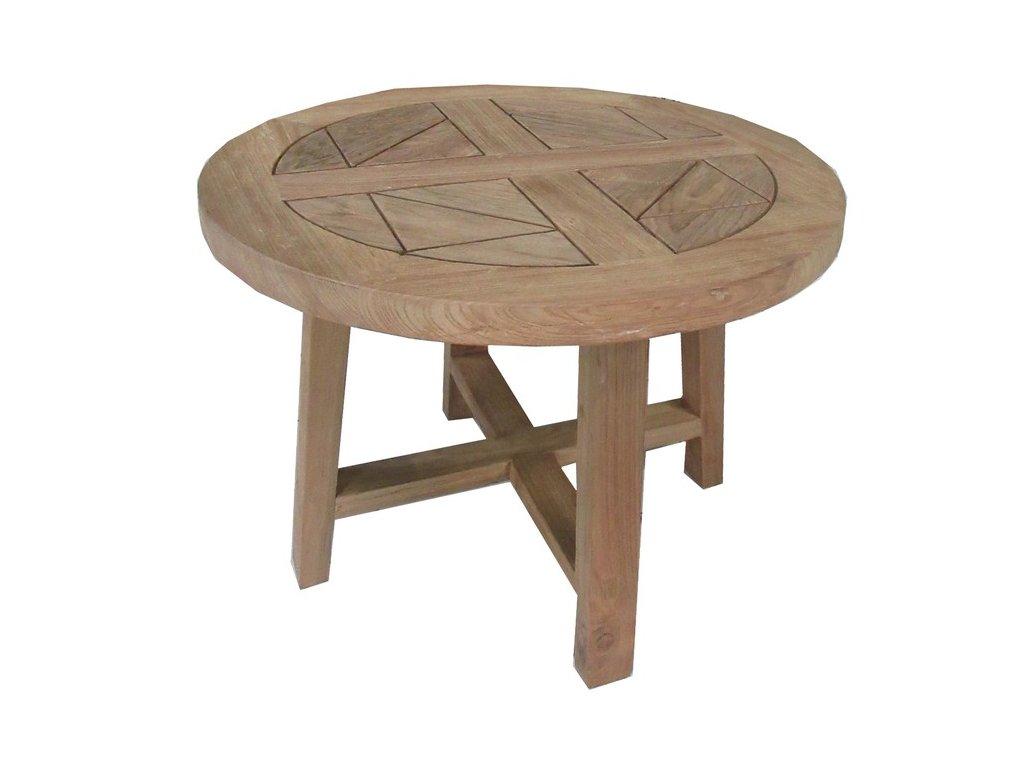 teakový stolek DENISE