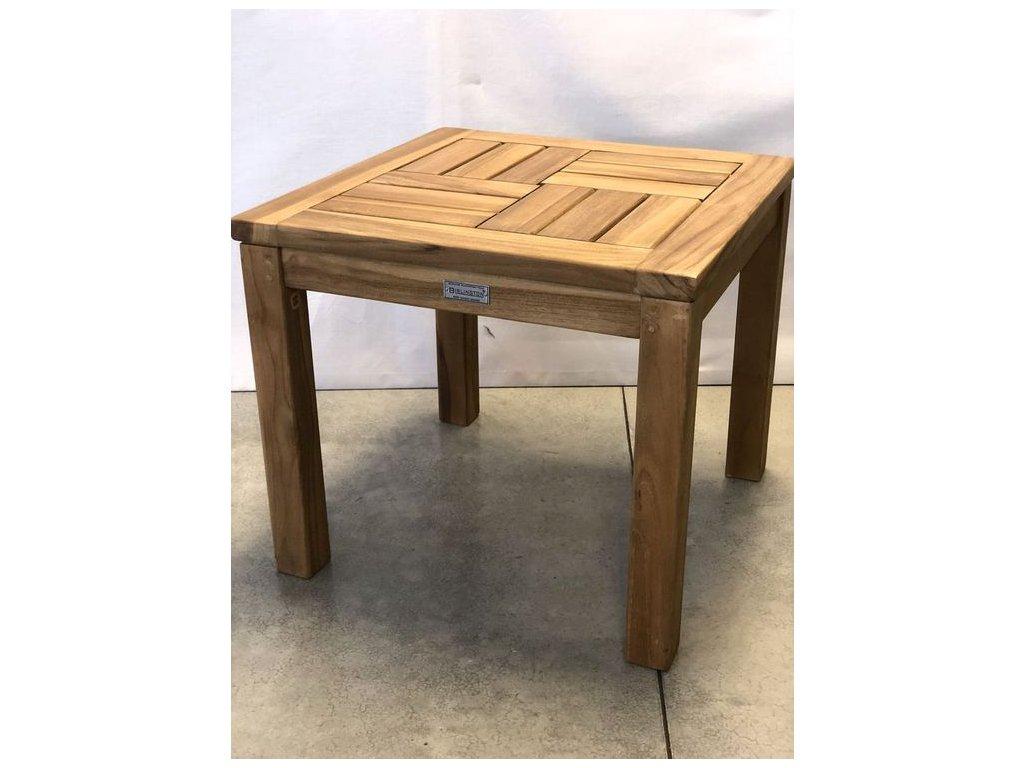 teakový odkládací stolek GPC427
