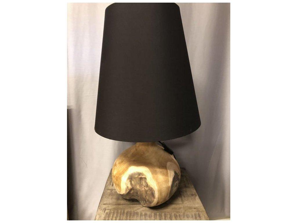 teaková lampa UNION