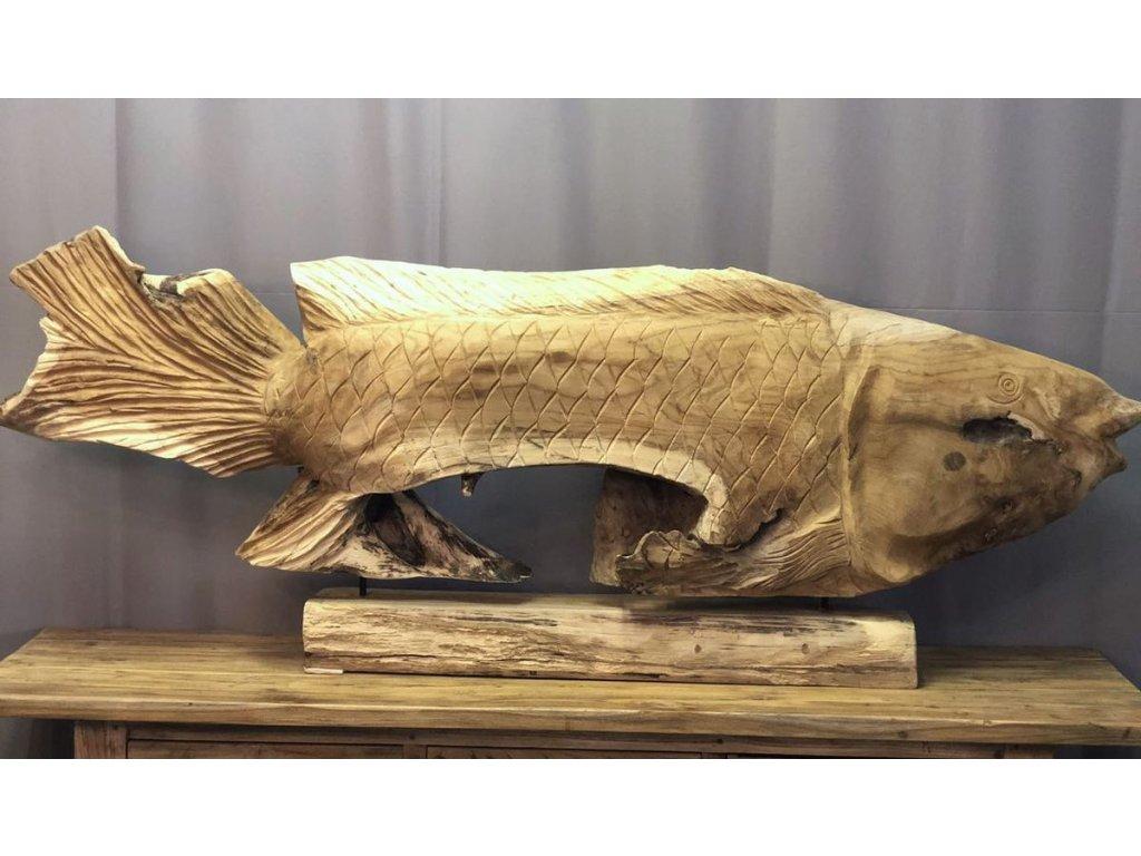 dekorace ryba KOI