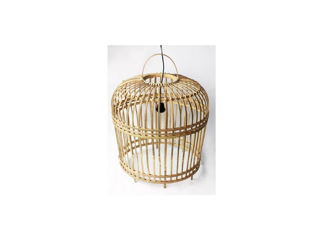 závěsná lampa BAMBOO vel.M