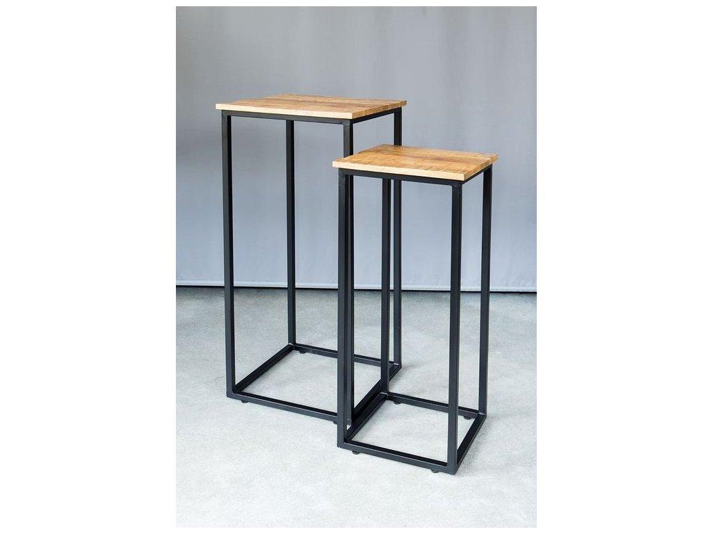 vysoký stolek PEDESTAL vel.M