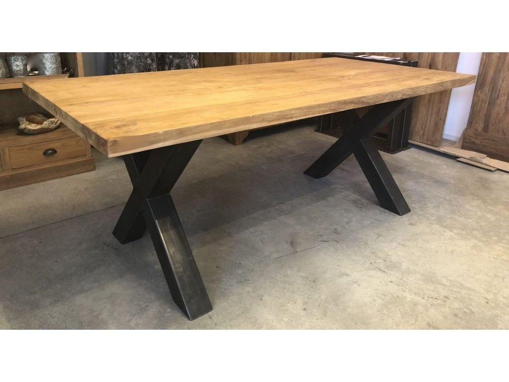 teakový stůl MIX & MATCH