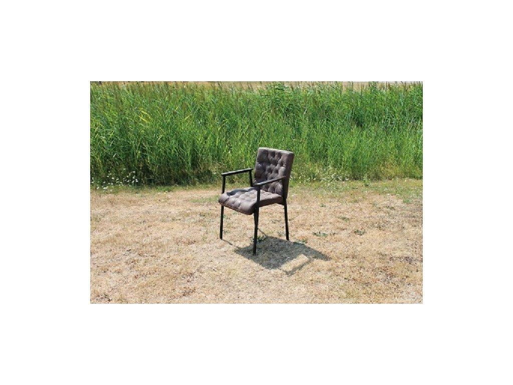 kožená židle VANESSA
