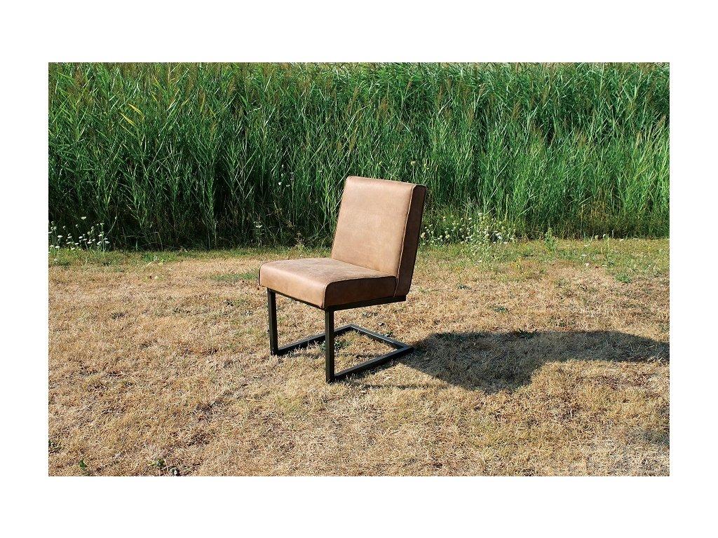 kožená židle NICOLE