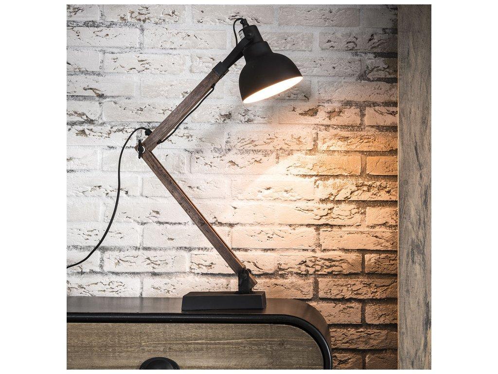 stolní lampa tripod