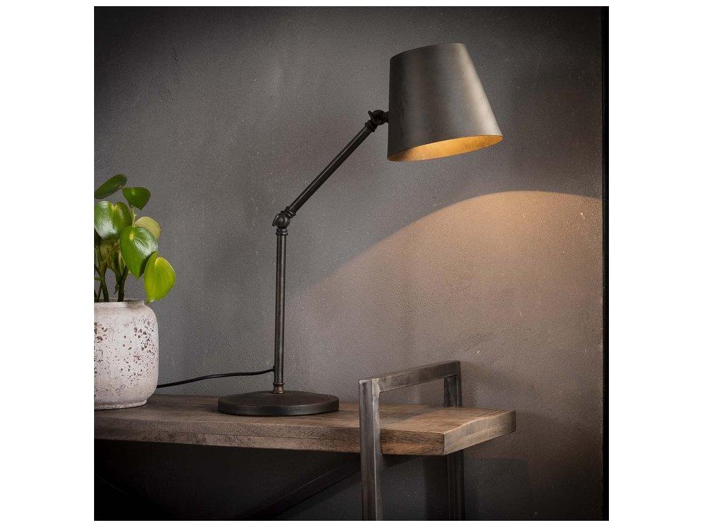 stolní lampa CHARCOAL
