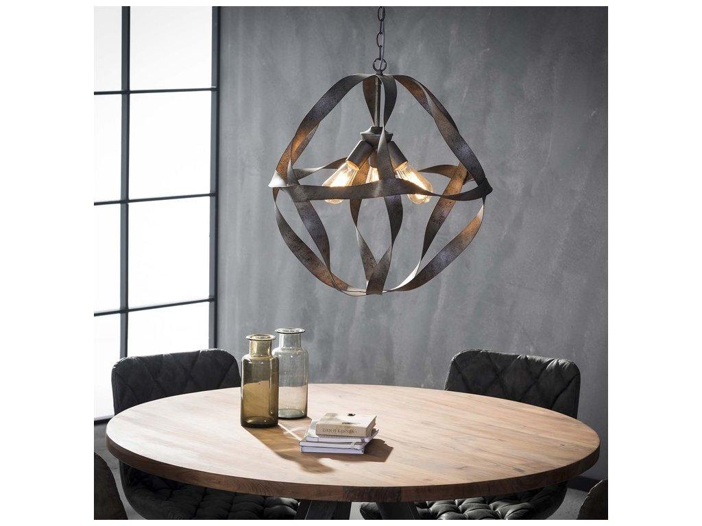 závěsná lampa TWIST dia 55cm