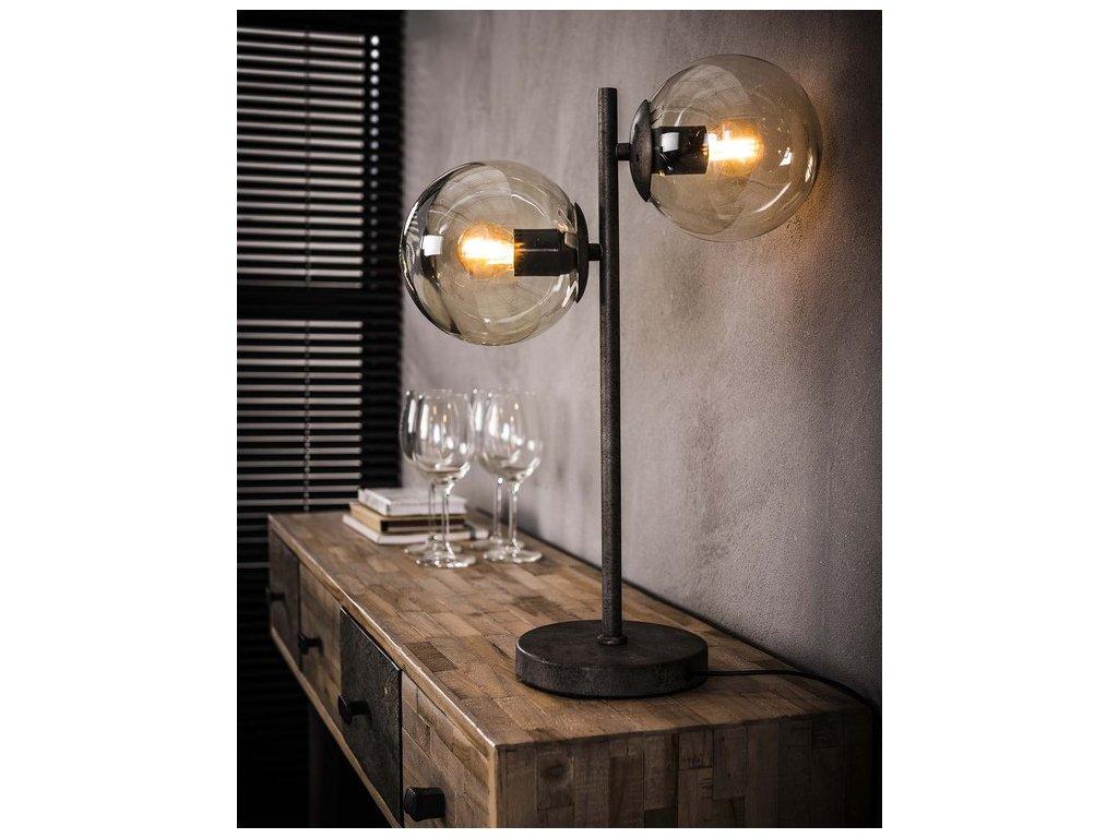stolní lampa industriální SPHERE 2