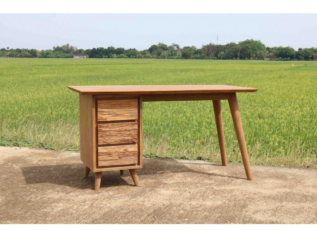 pracovní stůl RETRO