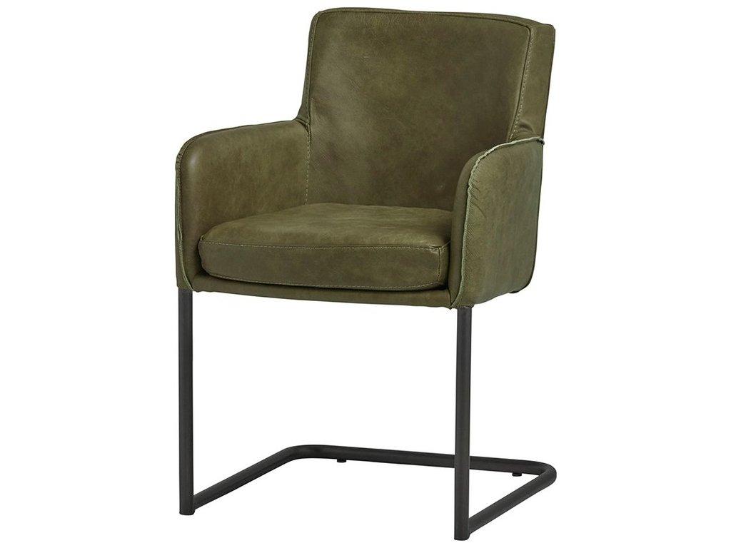 kožená židle DI-442