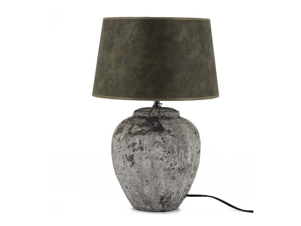 keramická lampa as1294